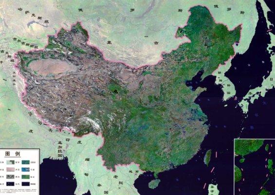 中国地图观后感