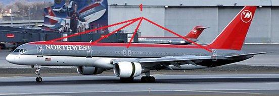 737飞机机翼在第几排